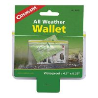 COGHLANS Coghlans Waterproof Wallet 9918